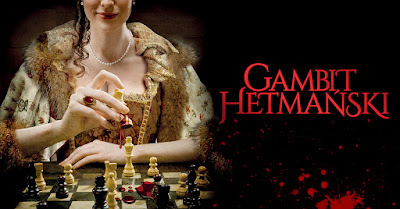"""Zapowiedź """"Gambit hetmański"""" Robert Foryś"""