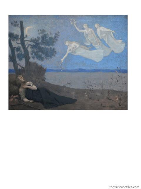 Le Reve by Puvis de Chavannes