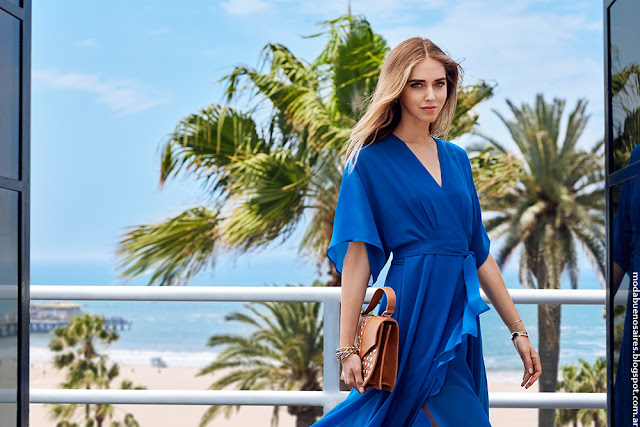 Vestidos primavera verano 2017 Vitamina. Moda primavera verano 2017.
