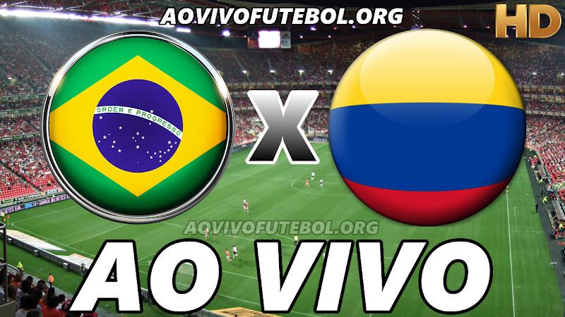 Brasil x Colômbia Ao Vivo Online HD