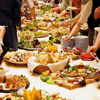 Having The Right Amount Of Food For Your Self Catered Wedding Can Be Tricky You Don T Want To Overspend And Have Too Much Left Over