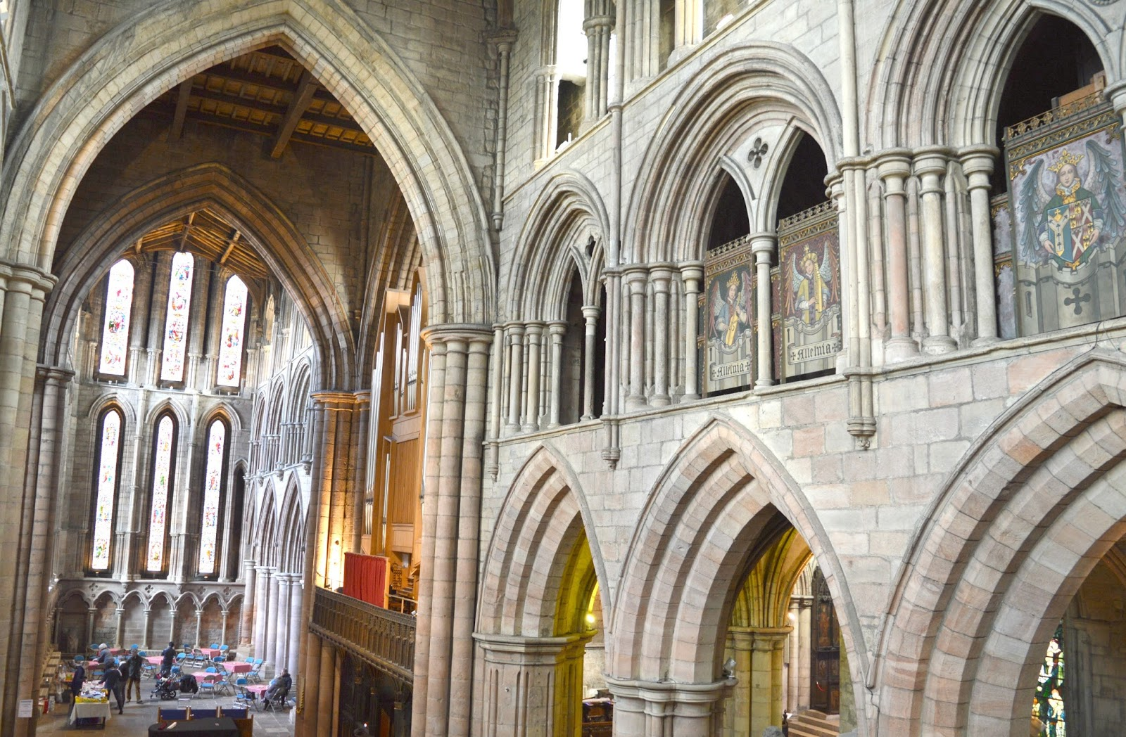 A Day Trip to Hexham Abbey