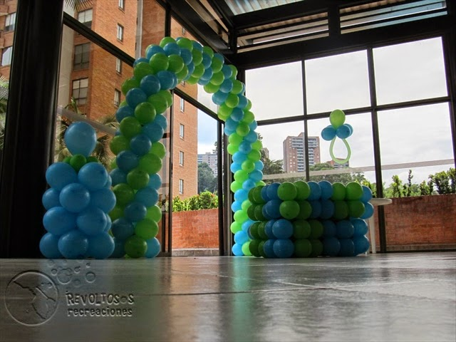 DECORACION BABY SHOWER MEDELLIN