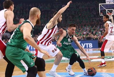 Euroleague | Zalgiris Kaunas - Olympiacos