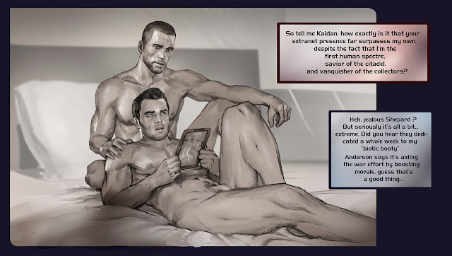 Andrew Ryan Gay Porn Comic
