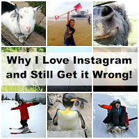 Why I Love Instagram, but Still Get it Wrong - Instagram Collage