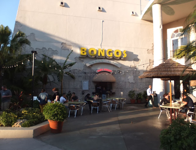 Bongos at Disney Springs
