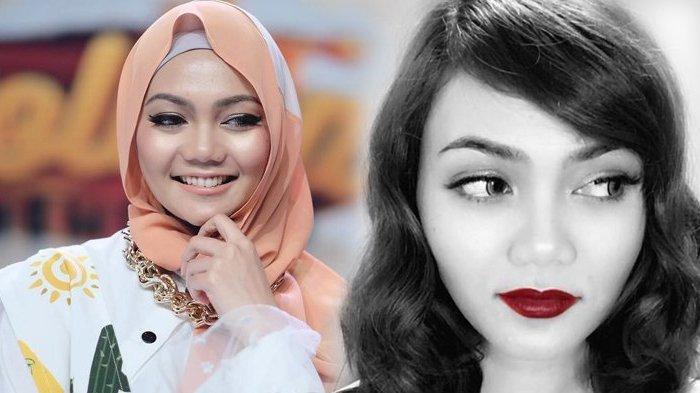 Kegalauan dan Pengakuan Rina Nose Terkait Lepas Jilbab