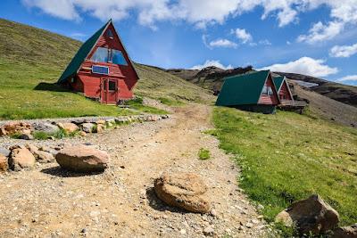 20 Rutas de senderismo por las Highlands de Islandia: Kerlingarfjöll