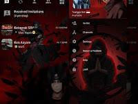 Free Download Kumpulan [BBM MOD] Itachi apk v3.3.4.48 [Uchiha] Trangga Ken