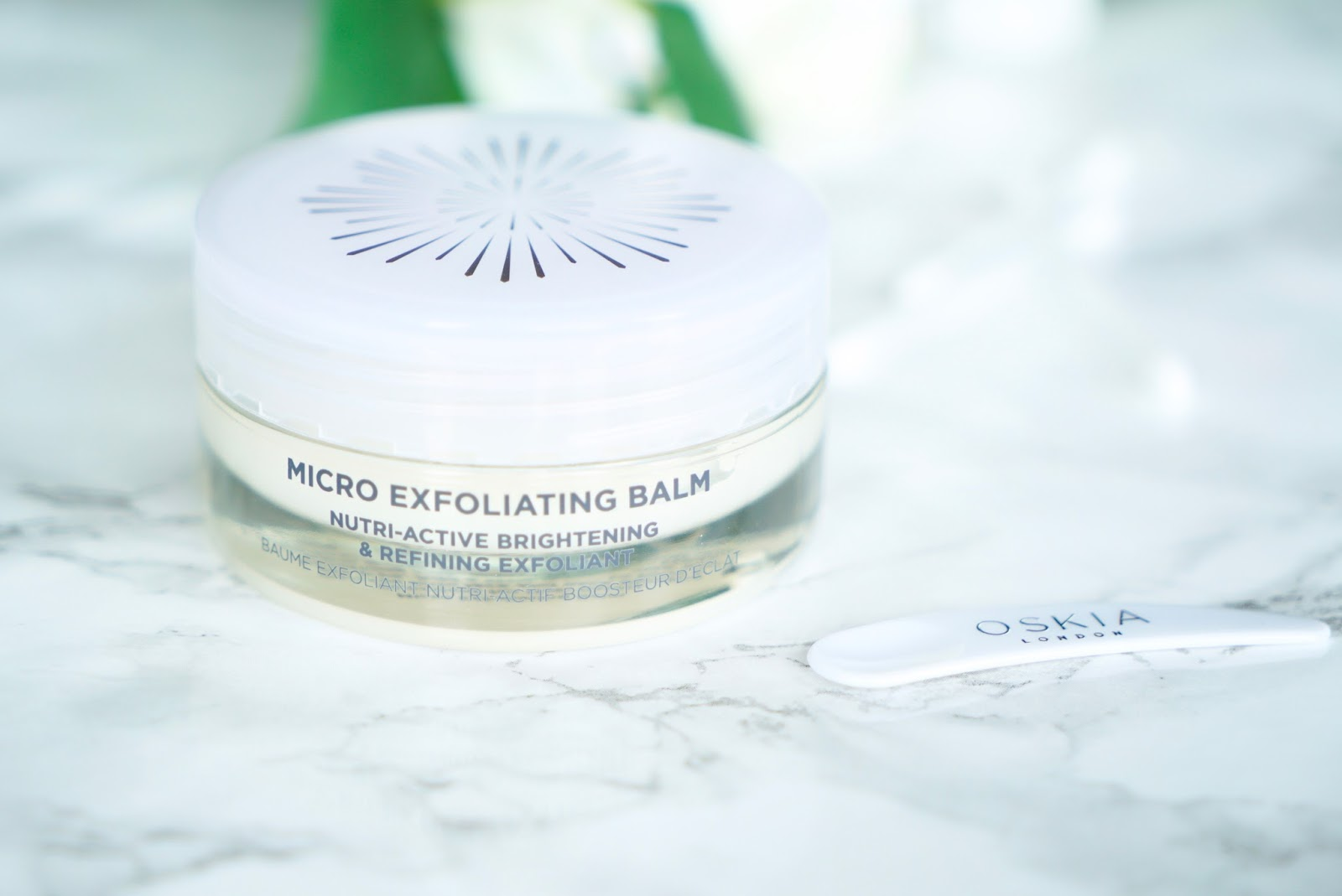Oskia Micro Exfoliating balm review