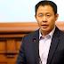 KENJI FUJIMORI NEGÓ ACTOS DE CORRUPCIÓN TRAS LA DIFUSIÓN DE VIDEOS Y ASEGURÓ QUE SE SOMETERÁ A INVESTIGACIONES