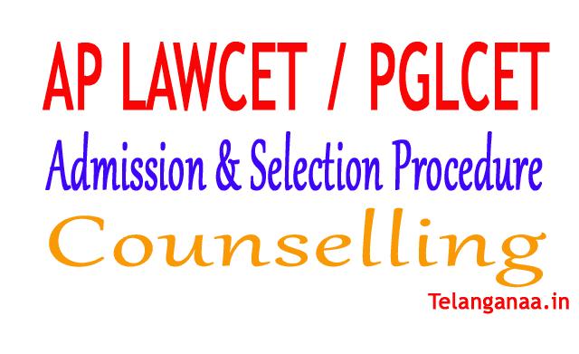 AP LAWCET / PGLCET Final Counselling