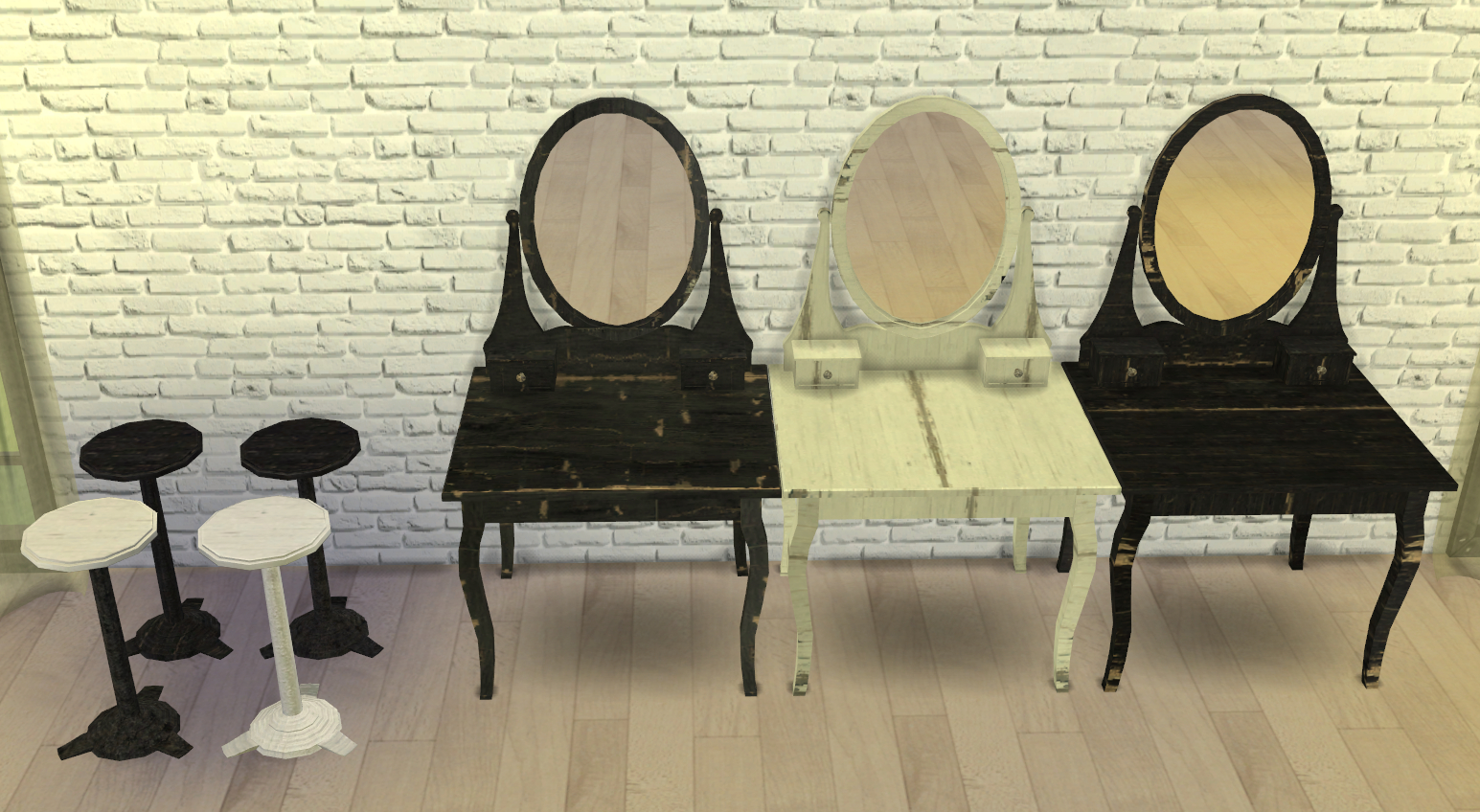 My Sims 4 Blog Furniture Recolors By Ilona