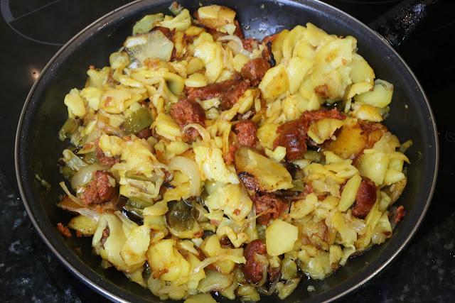 Patatas cortijeras