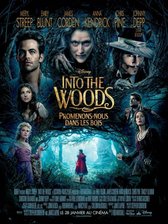 Into the Woods (2014) มหัศจรรย์คำสาปแห่งป่าพิศวง [HD]