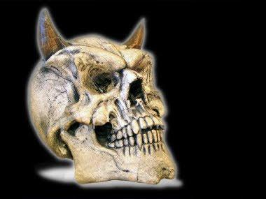 Mystery Of 7 Feet Tall, Horned, Devil-like Skeletons