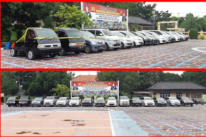 15 Mobil Disita, 9 Pelaku Sindikat Curanmor Digulung Polres Indramayu
