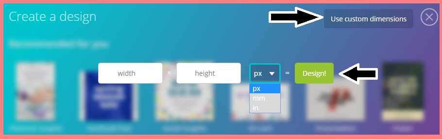 iT HaCks: How to resize your design in canva for free   Magically