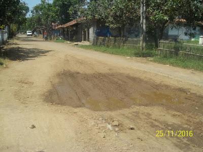 Mimpi Jalan Mulus Tanjungbaru Pupus