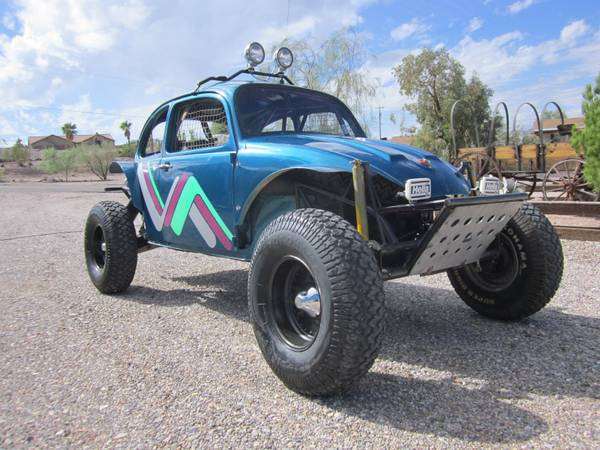 1973 Baja Bug For Trade