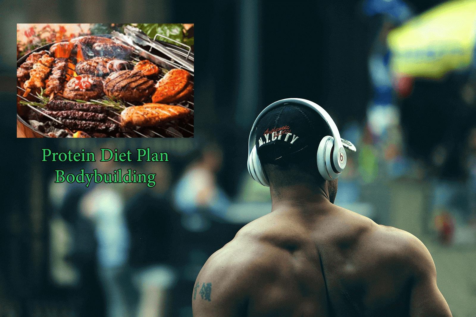 High protein Diet Plan Bodybuilding For Beginners