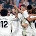 Benzema faz dois, comanda show e Real Madrid goleia o Leganés no Bernabéu