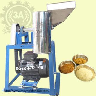 máy nghiền bột ngũ cốc mới