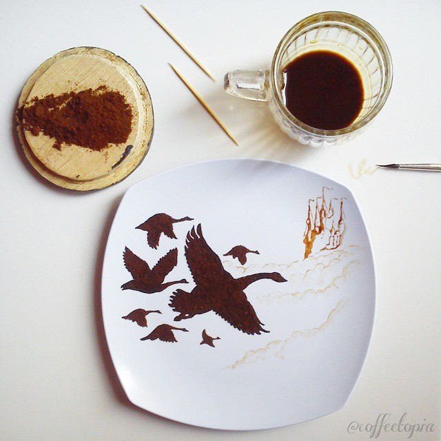 19-Ghidaq-al-Nizar-Coffee-Art-taking-part-in-Coffeetopia-www-designstack-co