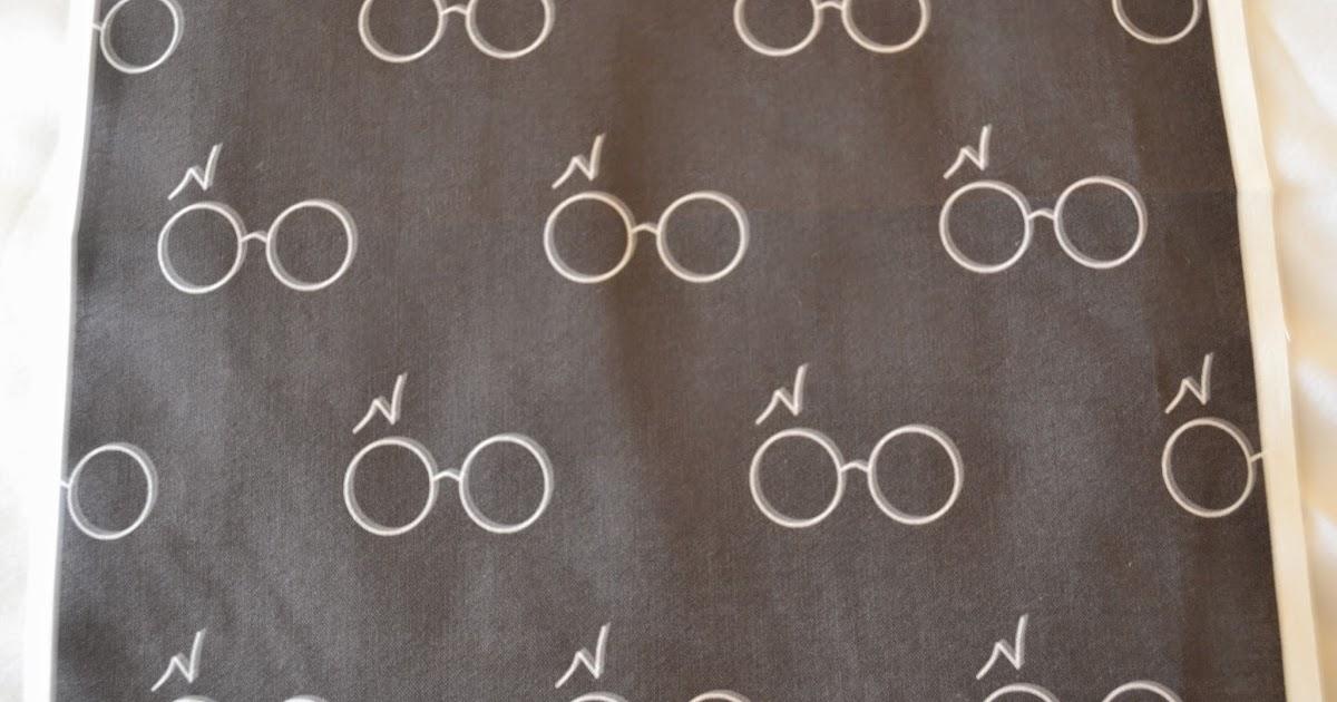 Closet Crafter: Harry Potter Fabric