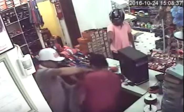 Comerciante é assaltado por homens armados em Batalha