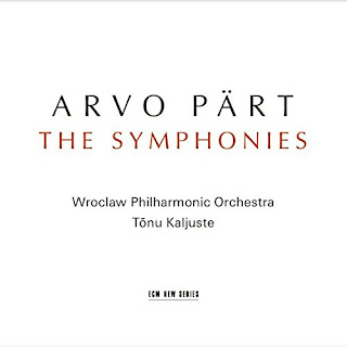 Arvo Pärt The Symphonies - ECM New series
