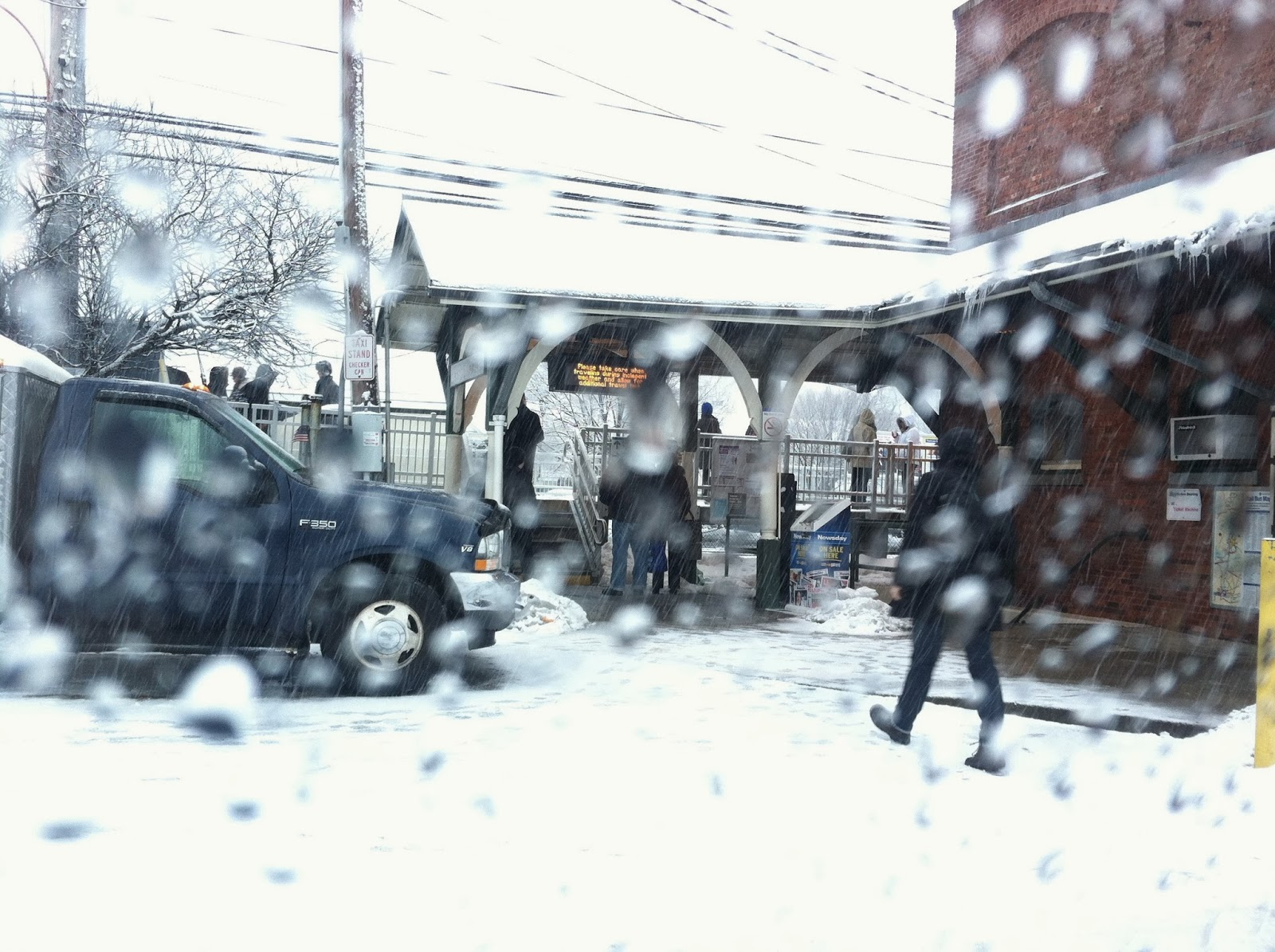Farmingdale-Train-Station-and-Snow