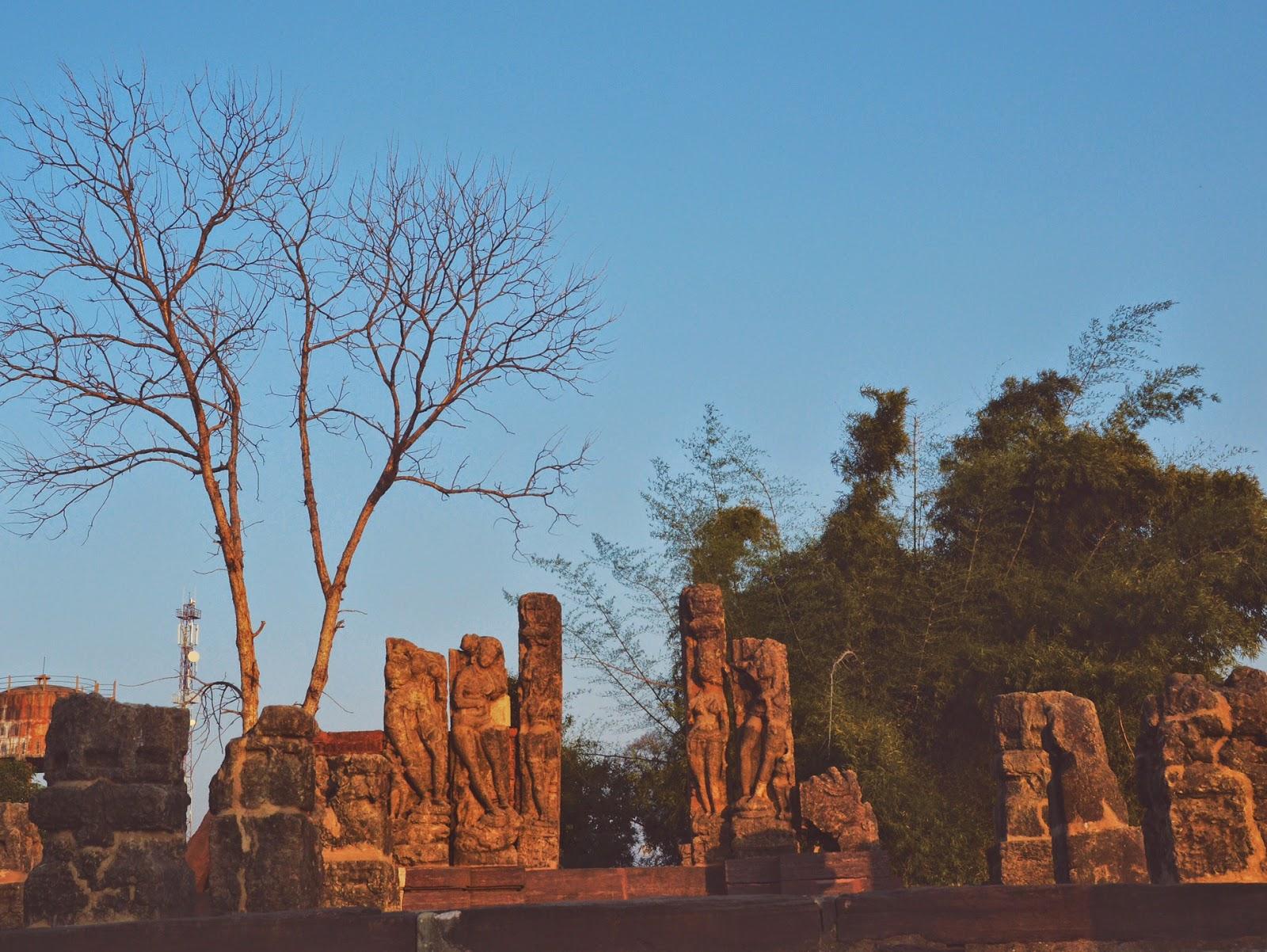 Balesvara Mahadev Temple Complex sirpur chhattisgarh travel tourism