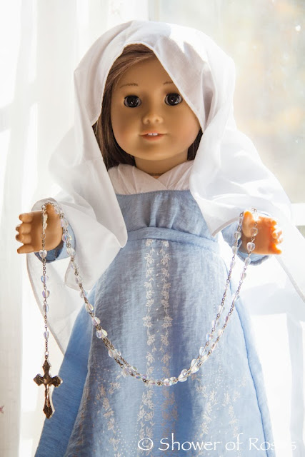 Shower of Roses The Dolls Saint Costumes with links to