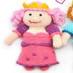 Patrones gratis princesas amigurumi | Free amigurumi patterns princess