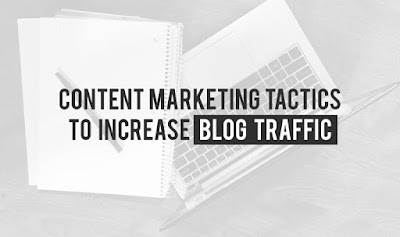 5 content marketing strategies to increase traffic