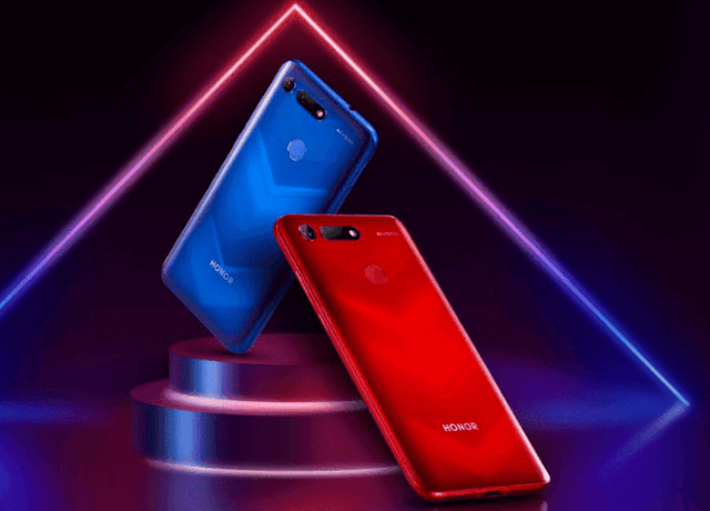 Honor View 20 is now official, features 48MP camera and Kirin 980