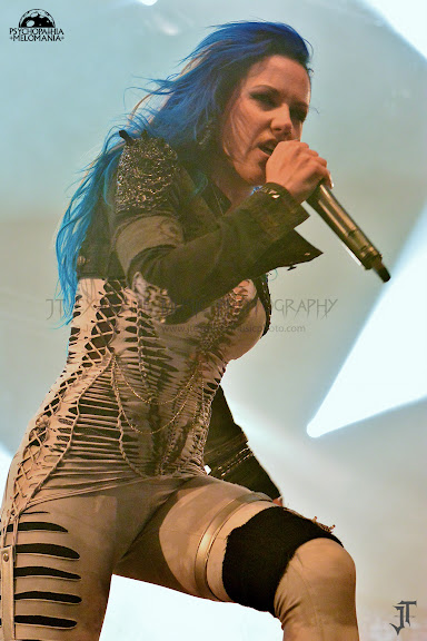 Arch Enemy @Hellfest 2015, Clisson 21/06/2015