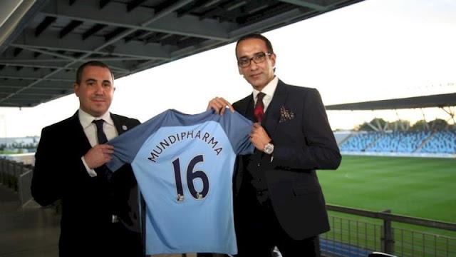El City llega a un acuerdo con Mundipharma