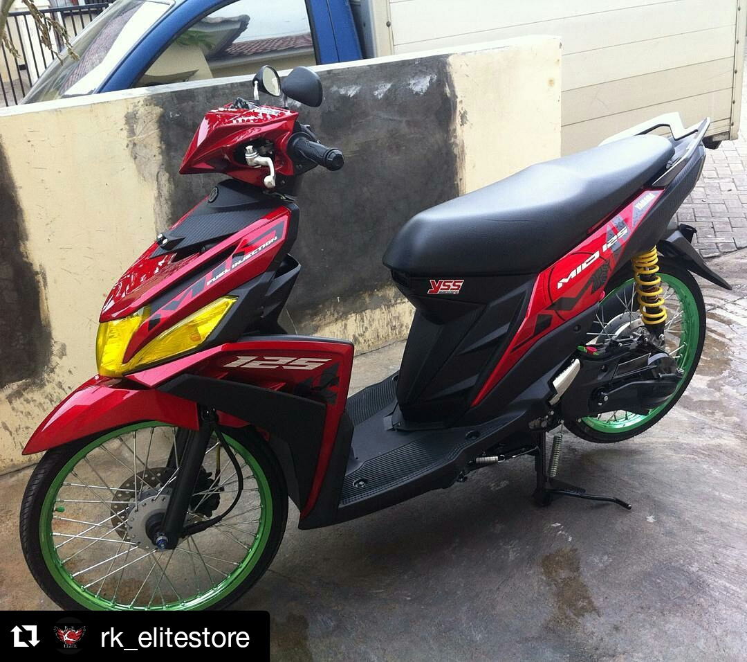 referensi modifikasi mio m3 thailook