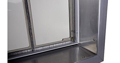 Plexidor Pet Doors Can I Put A Dog Door Through The Wall