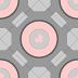 'Portal Companion Cubes' Recurring Pattern