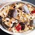 Braised Eggplant In Peanut Sauce Recipe