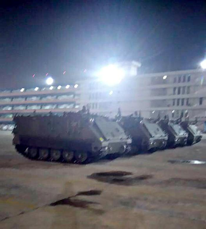 APC M113