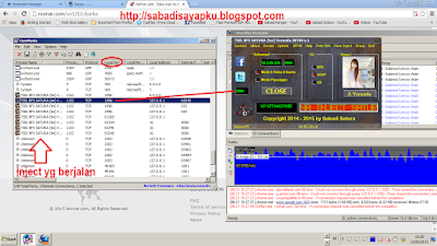 Cara Mengetahui Listen Port Inject SSH Dengan CurrPorts