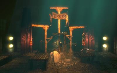 Bbymasjugando bioshock gameplay gu a completa y trofeos for Bioshock jardin de las recolectoras