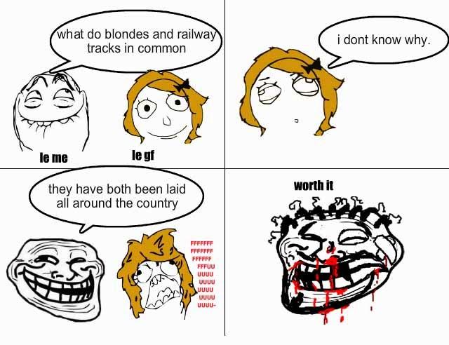Blonde Of The Joke 16