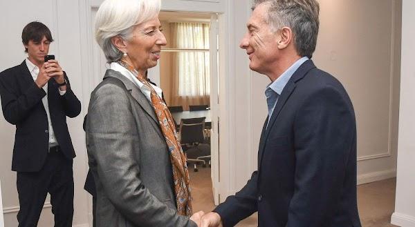 El Gobierno realizaría un acto para festejar el acuerdo con el FMI