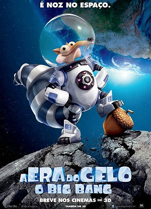 Filme Poster A Era do Gelo: O Big Bang